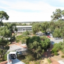 Edith Cowan University Roof Install