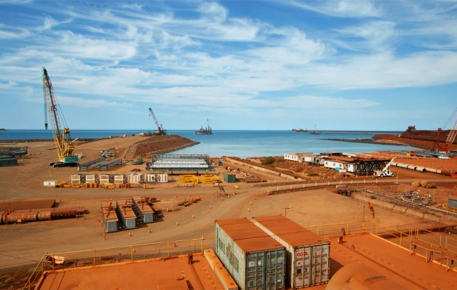 Rio Tinto – Cape Lambert Port Expansion Project