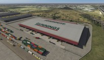 Bunnings Distribution Centre