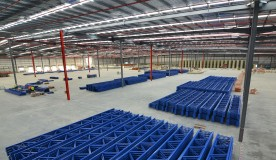 Storage Solutions - Pallet Racks